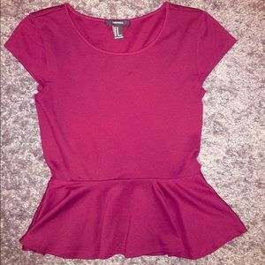 Forever 21 Dress Blouse